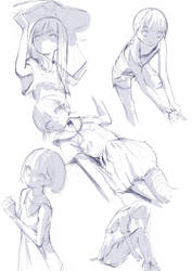 Some more studies by AreksNyan