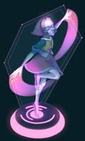 Past Pearl by QuasariusCyborg