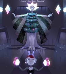 Happy New Year, Starlight! by QuasariusCyborg