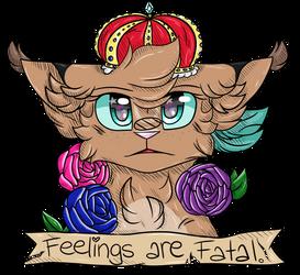 Feelings are fatal by starcatcher-night