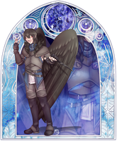 SoC- Kerato Raven's Creed apps by Little-Noko