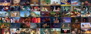 Walt Disney Animation Studios - Sans Logo by DanChaos1