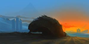 Dawn by Weilard