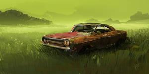 Wreckfest for Luft by Weilard