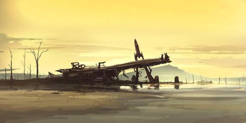 Fallout 4 fan-art by Weilard