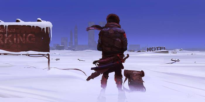 Snowboy by Weilard