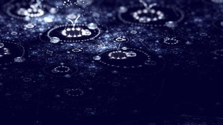 Falling Rain by ThoughtWeaver