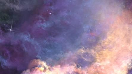 Lunar Dreams by ThoughtWeaver
