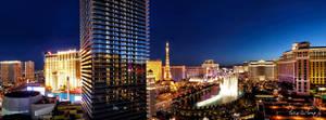 Las Vegas Strip by tt83x