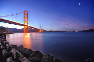 Golden Gate Bridge II by tt83x