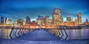 San Francisco Skyline XI by tt83x