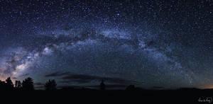 Milky Way @ Yosemite by tt83x