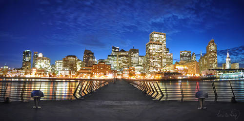 San Francisco Skyline 15 by tt83x