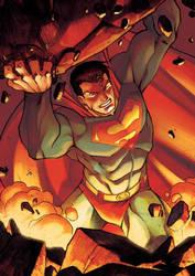 superman by zecarlos