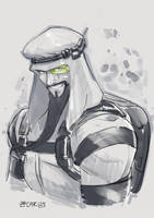 Rashid by zecarlos