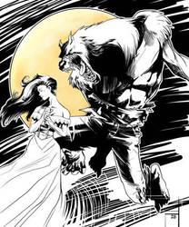 werewolf_by_ze by zecarlos