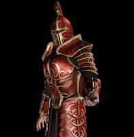 The Crimson Blade by thunderrr