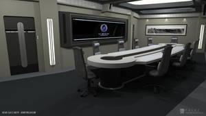 Nova Class Refit - Briefing Room (Render 1) by falke2009