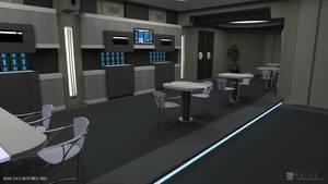 Nova Class Refit - Mess Hall (Render 1) by falke2009
