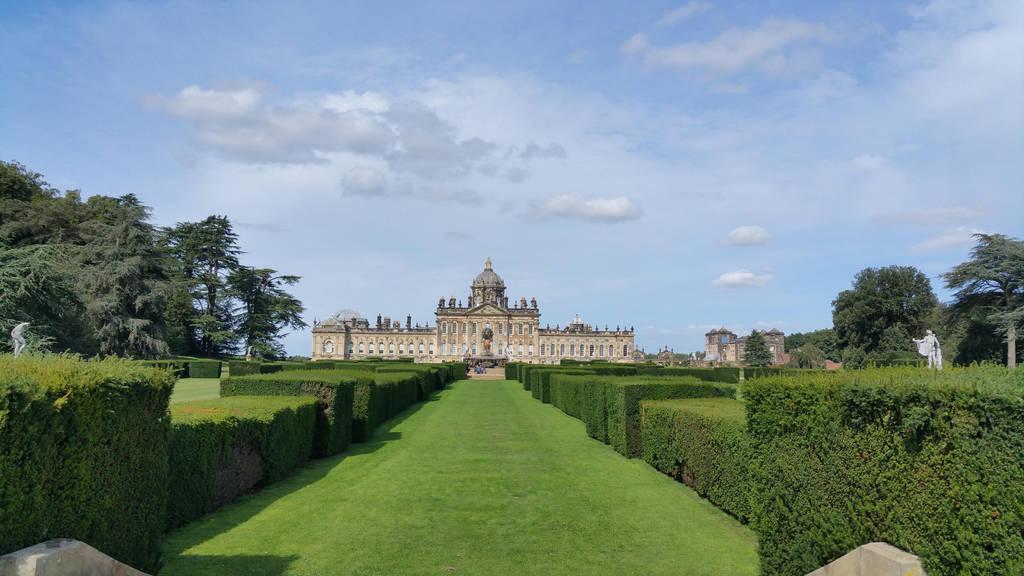Castle Howard by paul-goddard