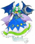 Touhou~Mima by dream-thunder