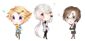 Mystic Messenger - Casual Route by mimihgfh
