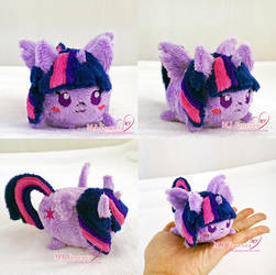 Commission #1: Twilight Sparkle tsum by moggymawee