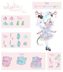 Lulin Species Guide by Kih-Teyu