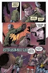 Dexter comic by ColtNoble