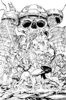 Masters of the Universe by ColtNoble