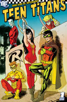 Teen Titans redesign by ColtNoble