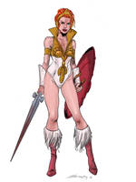 Teela  by ColtNoble