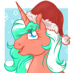 Christmas Comm by Acry-Artwork