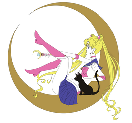 Yusuke Moon by Kisaragi-Zeet