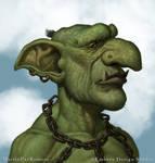 Goblin by martinpazromero
