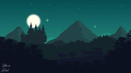 Green journey by dridiyassin