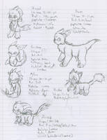 Creature Types 4 by Ruazika