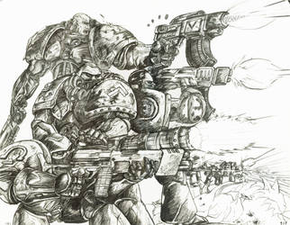 Space Assault by Drawlight