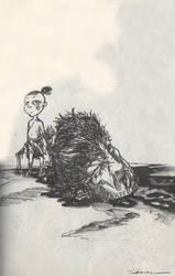David and Goliath by Drawlight