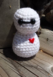 ACC - Baymax by ACraftyCupcake