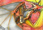 ATC: Jazz Dragon by CryoftheBeast