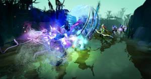 Dota 2 : River Clash by LorelynF