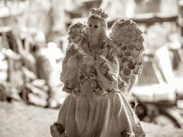 Angel by LorelynF