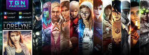 One Gaming - Facebook Cover by LorelynF