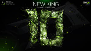NEW KING by LorelynF