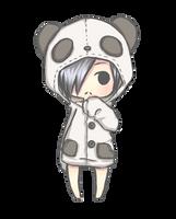 Panda Jill by Midnight-Cake