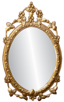 Mirror Png by DoloresMinette