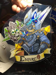 Empire Badge by xCailinMurre