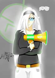 Miora Han Fiercely! by Zecrus-chan