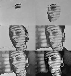 Christina_Drawing Stages by Ggis